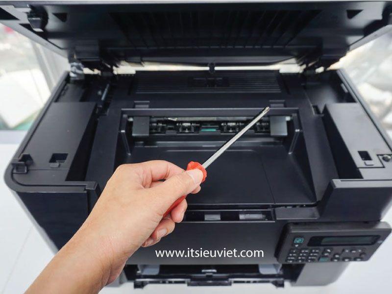 Dịch vụ sửa máy in uy tín, chất lượng nhất TPHCM