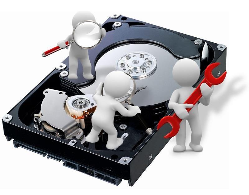 lỗi máy tinh phổ biến hỏng ổ cứng