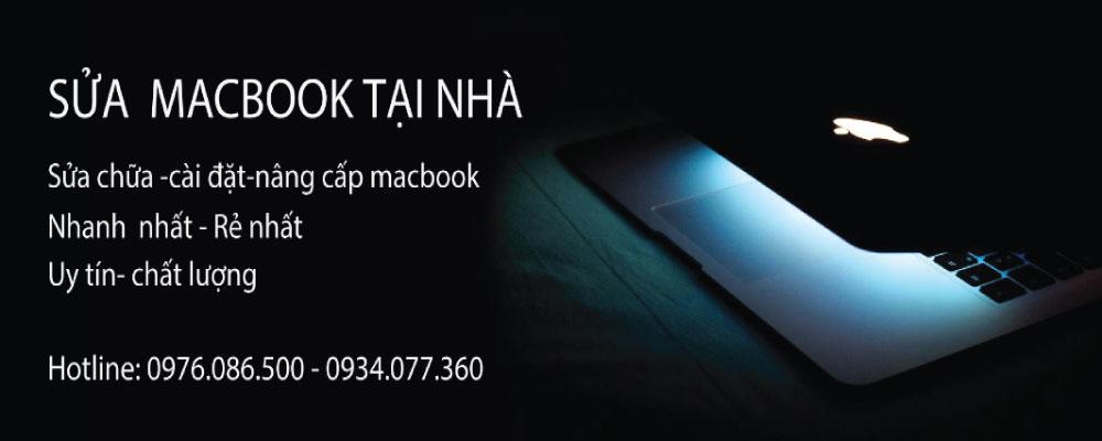 sửa macbook tại nhà quận 3