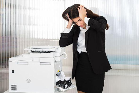 lỗi máy in thường gặp và cách khắc phục nhanh nhất tại tin học siêu việt