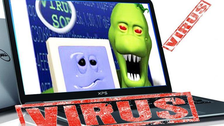 khắc phục lỗi máy tính màn hình xanh do virut
