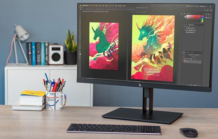 chọn mua máy tính để thiết kế đò họa