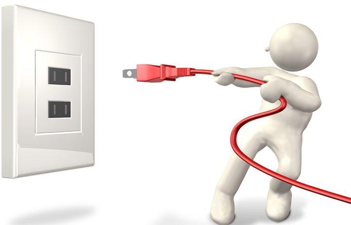 Lỗi nguồn điện máy tính làm cho máy tính không lên