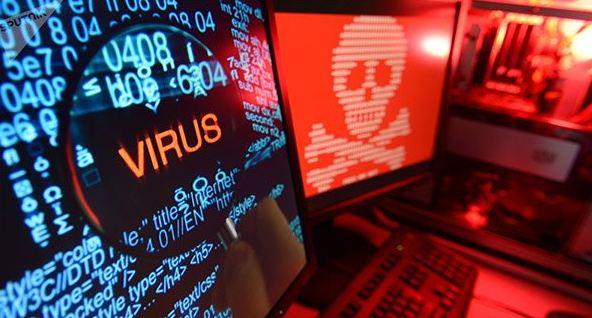lỗi máy tính nhiễm virut dân đến màn hình đen, không lên hình