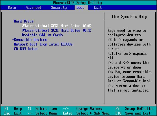 máy tính lỗi win boot maneger