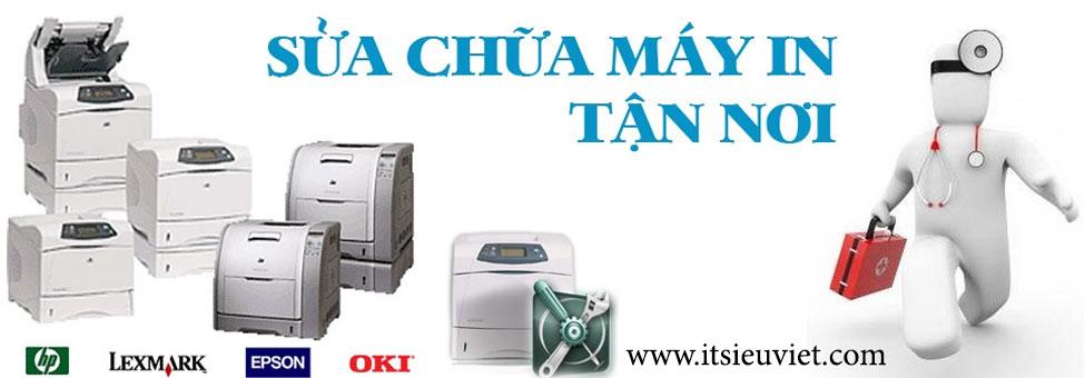 sửa máy in tại nhà quận tân bình, uy tín, chất lượng, giá rẻ hàng đầu tphcm