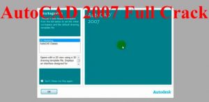hướng dẫn cài autocad 2007