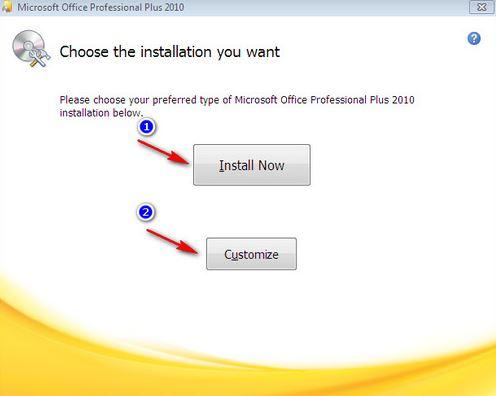 hướng dẫn cài office 2010 nhanh nhất, đơn giản nhất