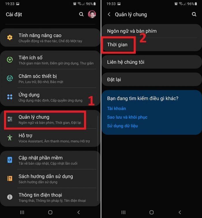 fix lỗi kết nối riêng tư ở điện thoại hệ điều hành android