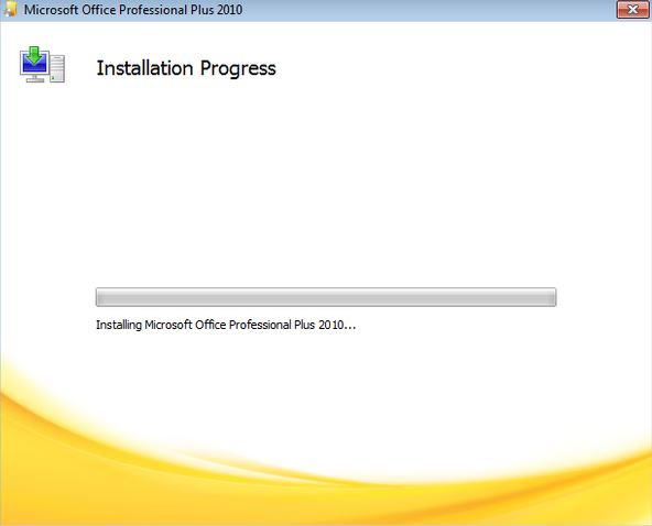 hướng dẫn cài đặt office 2010 đơn giản nhất