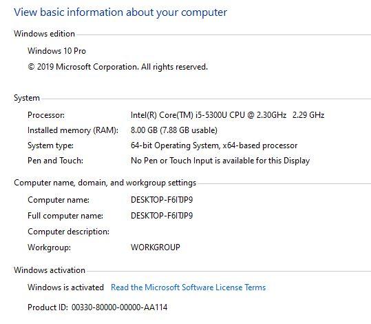 kiểm tra cấu hình máy tính khi cài đặt office 2010