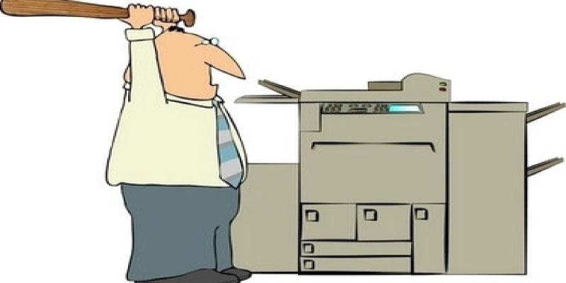 sửa máy photocopy bị kẹt giấy