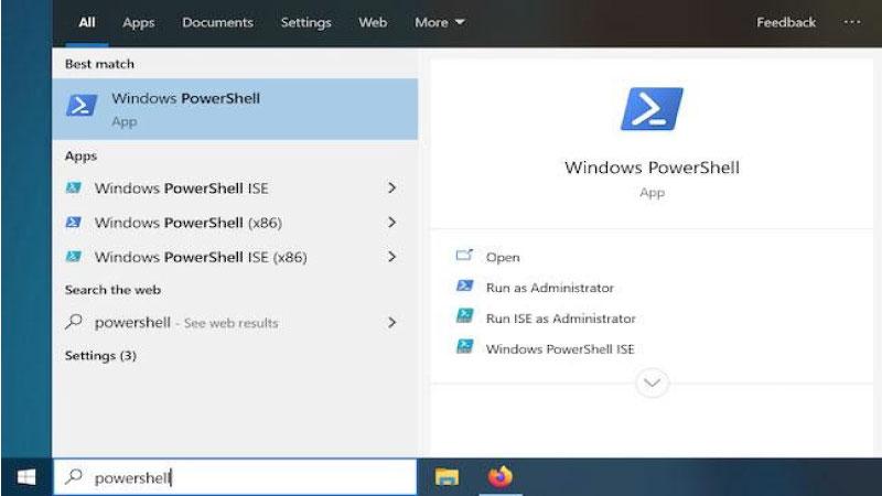 Thay đổi độ sáng màn hình qua PowerShell