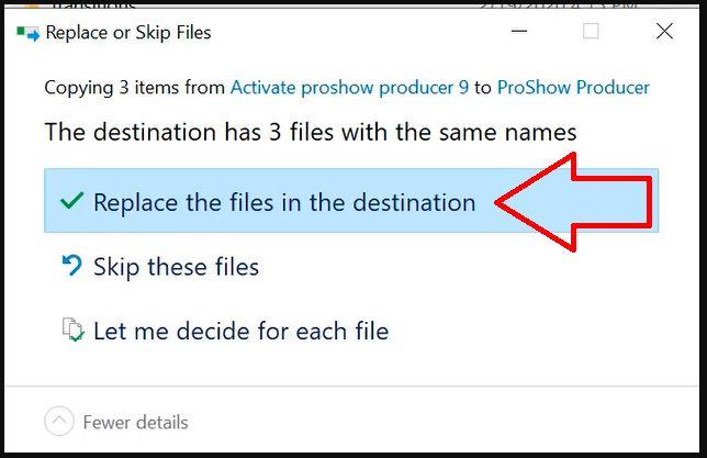 coppy toàn bộ file crackk vào thư mục cài đặt