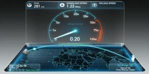 kiểm tra tốc độ internet nhanh nhất bằng phần mềm Speedtest