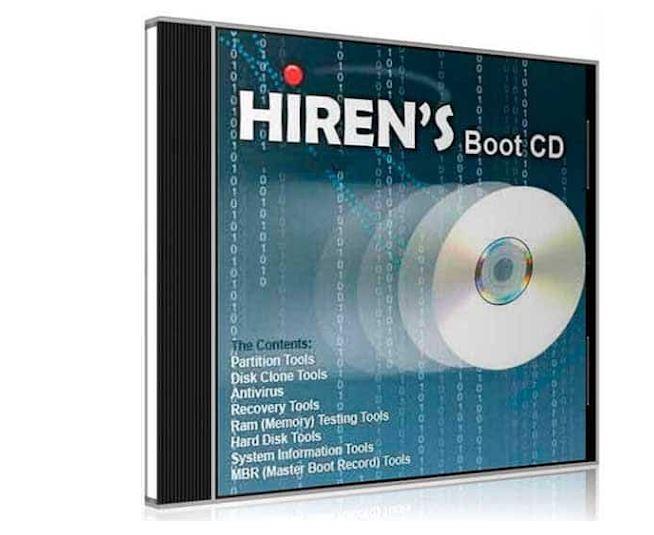 Hướng dẫn tạo USB boot đa năng bằng hiren's boot
