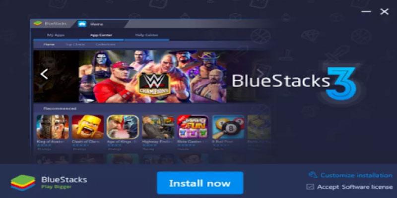 Bluestacks là phần mềm giả lập Android tốt nhất cho Windows