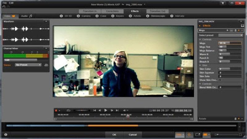 Phần mềm chỉnh sửa, biên tập video Pinnacle Studio 16 Ultimate
