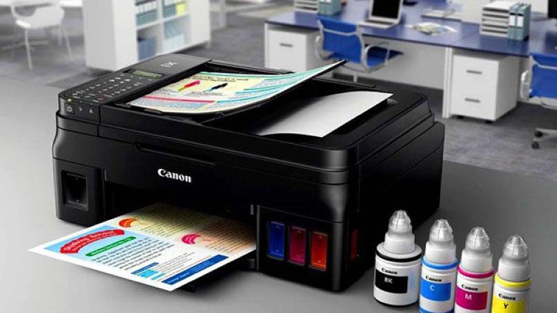 Dịch vụ nạp mực máy in màu tại nhà quận 4, mực in loại 1, bản in đẹp, uy tín, chất lượng