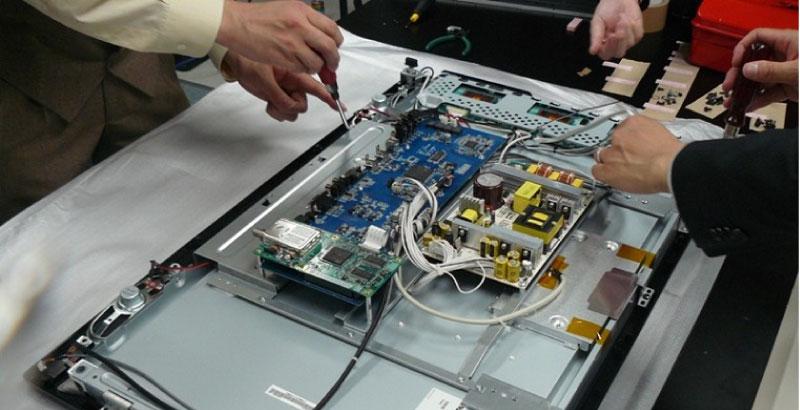 kỹ thuật tiến hành Kiểm tra thiết bị trước khi sửa chữa