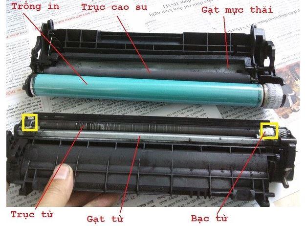 Một số lỗi hộp mực thường gặp khi nạp mực in, sửa máy in tại nhà