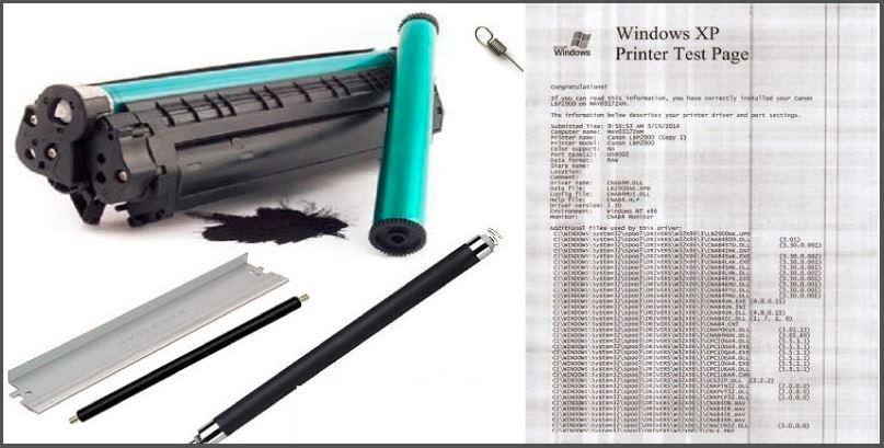 Một số lỗi hộp mực máy in thường gặp khi nạp mực máy in tại nhà quận 6