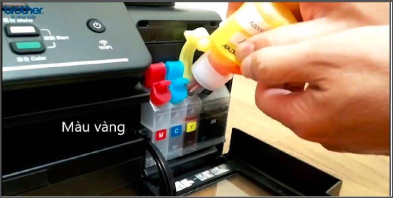 Sửa chữa, nạp mực máy in màu tại nhà quận bình thạnh, uy tín, chuyên nghiệp, giá rẻ, có mặt 20 phút