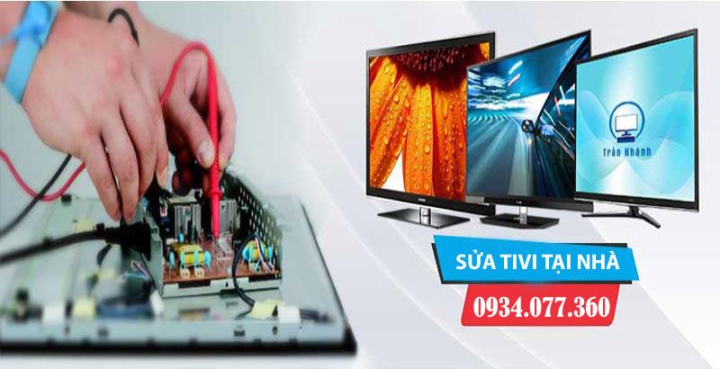 Dịch vụ sửa tivi tại nhà quận Gò Vấp, uy tín, giá rẻ, có mặt 30 phút