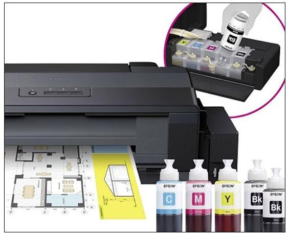 Nạp mực máy in màu tại nhà, uy tín, nhanh chóng