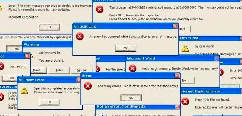 Lỗi máy tính thường gặp và cách khắc phục nhanh nhất, hiệu quả nhất