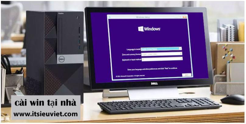 Tin Học Siêu Việt giúp bạn cài win tại nhà quận 7 và vệ sinh laptop tại nhà