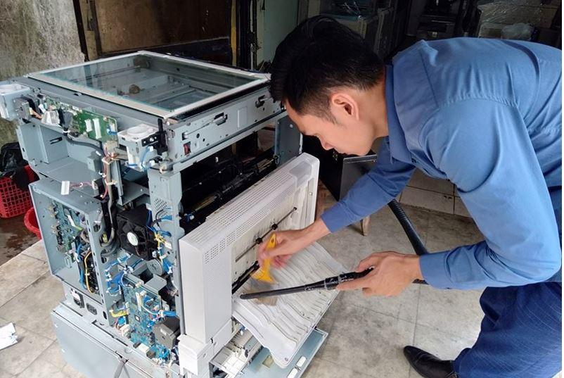 Sửa máy photocopy tại quận 1, nhanh chóng, uy tín, giá rẻ