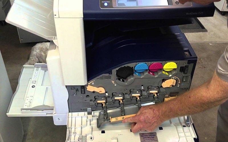 Quy trình sửa máy photocopy tại quận 4 chuyên nghiệp tại Tin Học Siêu Việt