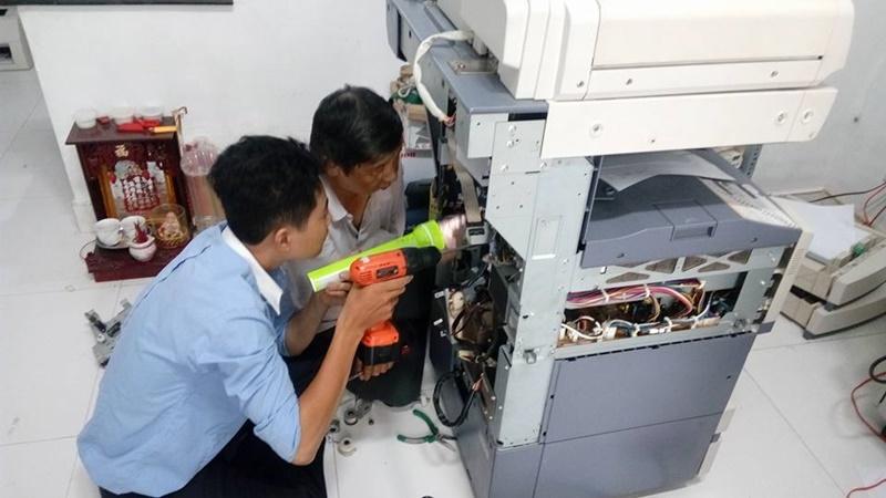 Sửa máy photocopy tại quận 3 nhanh chóng, uy tín, chuyên nghiệp, có mặt trong 30 phút