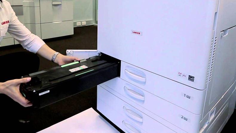 Nạp mực máy photocopy tại quận 2, nhanh chóng, giá rẻ, uy tín