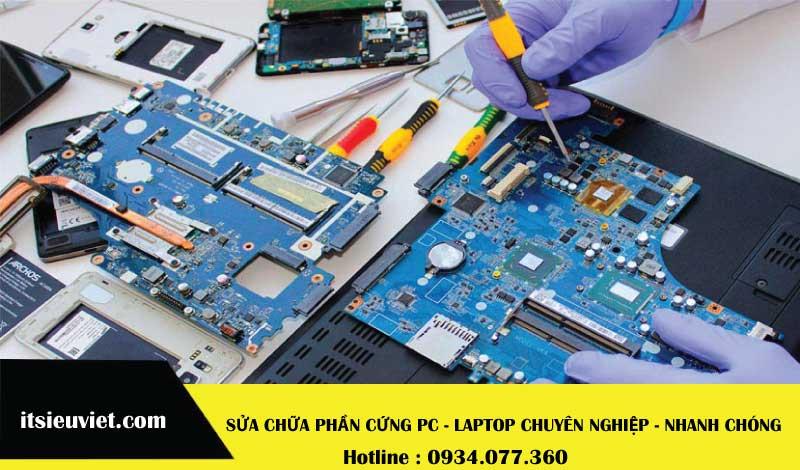 Dịch vụ Sửa máy tính chuyên nghiệp chất lượng hàng đầu TP.HCM