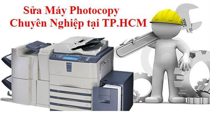 Dịch vụ sửa máy Photocopy tại quận Bình Thạnh Tin Học Siêu Việt nhanh chóng, uy tín, chất lượng