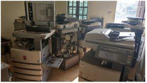 Những lối thường gặp khi sửa máy photocopy tại quận 5