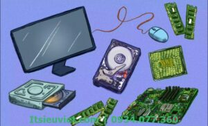Tìm IT Siêu Việt hỗ trợ sửa chữa