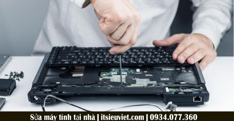 sửa laptop tại quận Bình Tân
