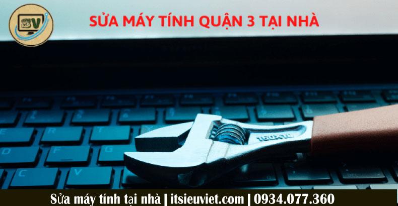 Quy trình sửa laptop tại quận Bình Tân của trung tâm IT Siêu Việt uy tín hàng đầu