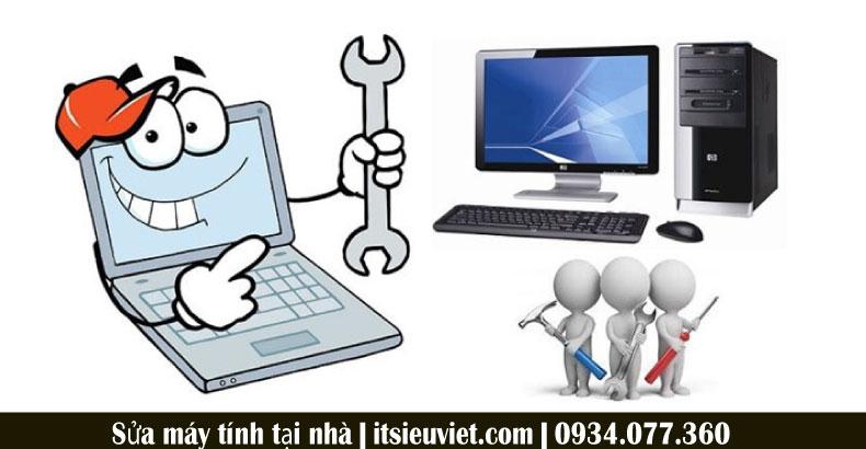 Tất tần tật các dịch vụ sửa laptop tại quận Bình Tân, cài win, vệ sinh máy tính giá rẻ, chuyên nghiệp tại IT Siêu Việt