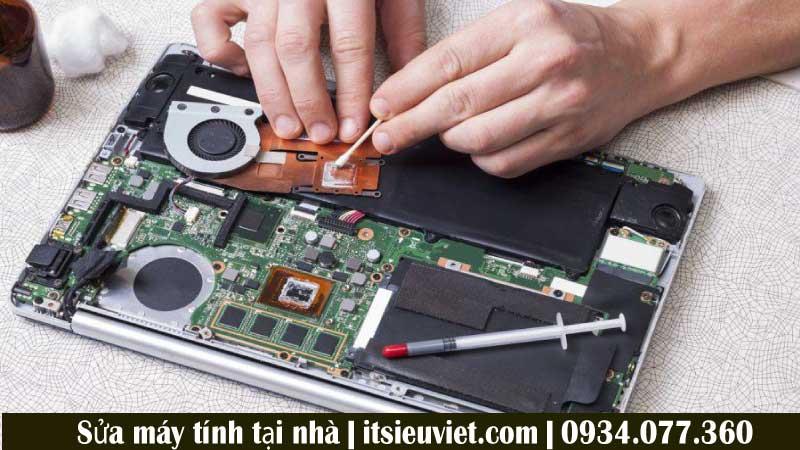 Dịch vụ sửa laptop tại quận Tân Phú IT SIÊU VIỆT