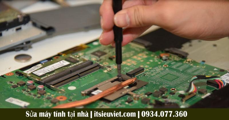 Tại sao nên chọn sửa máy tính tại nhà quận Tân Phú của IT Siêu Việt