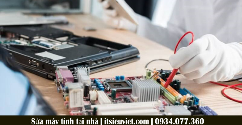 sửa máy tính tại nhà quận Phú Nhuận