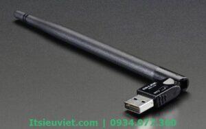USB wifi không được máy tính nhận thì phải làm sao?