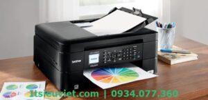 Lỗi máy in Brother HL-l2321D không thực hiện được chức năng Scan gây khó khăn cho người dùng trong quá trình sử dụng