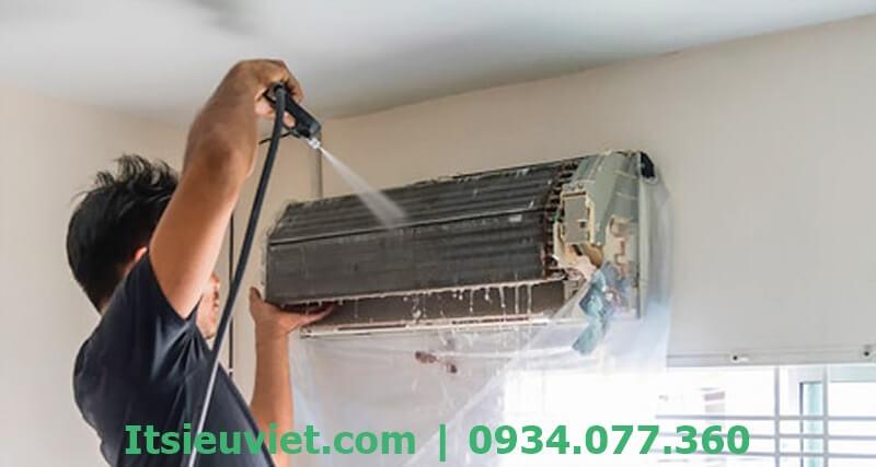 Dịch vụ vệ sinh, sửa máy lạnh tại nhà Thủ Đức rất được ưa chuộng tại IT SIÊU VIỆT
