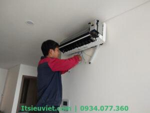 Lắp đặt máy lạnh quận đang là nhu cầu cấp thiết của nhiều hộ gia đình