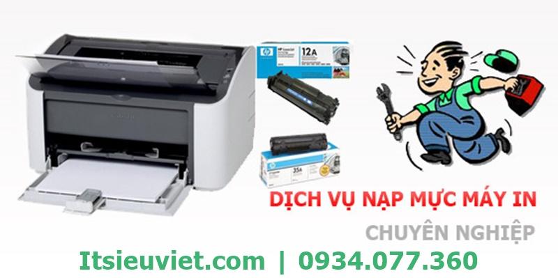 Gọi cho IT Siêu Việt để sử dụng dịch vụ nạp mực, sửa máy in tại nhà Dĩ An